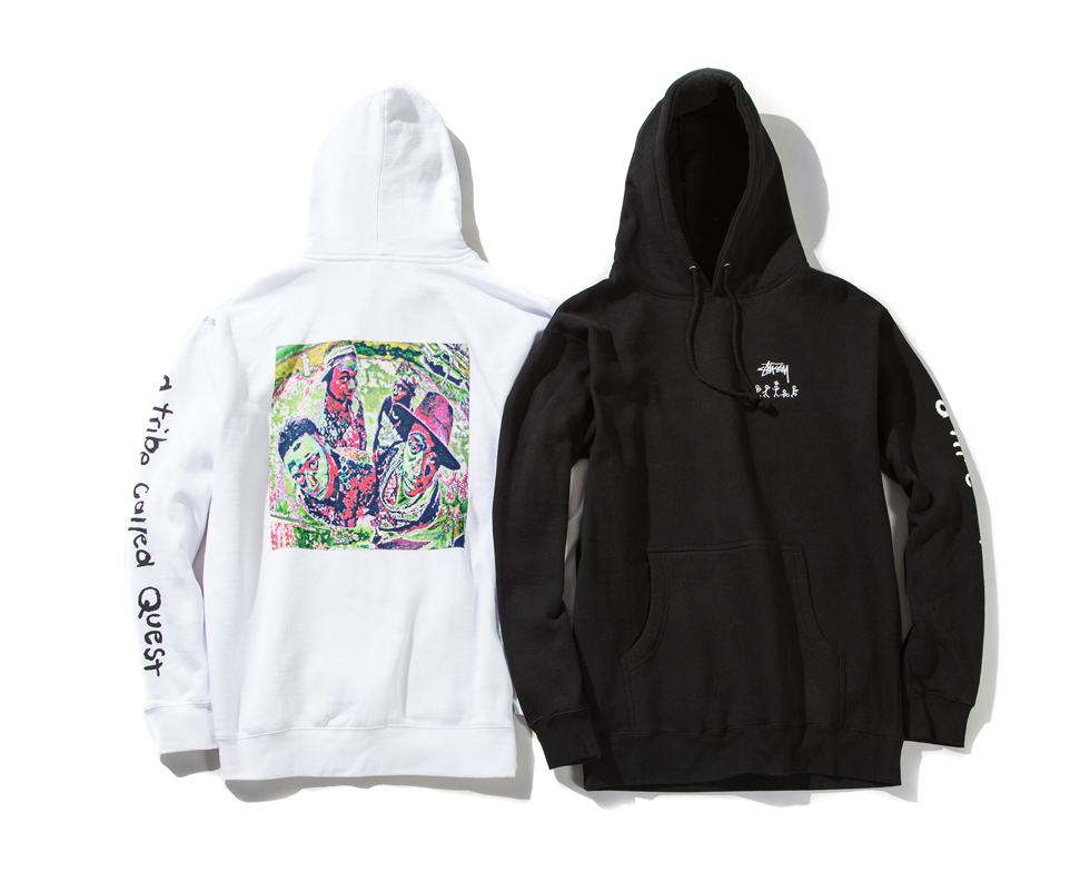 Stussy and A Tribe Called Quest Collection  61feaf299f5b